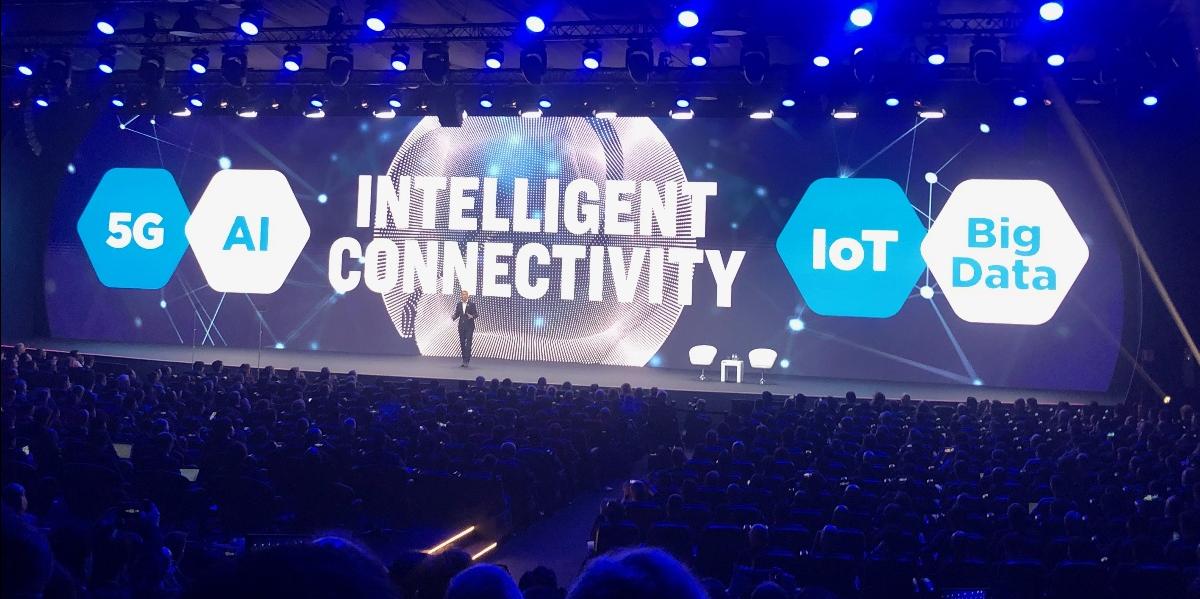 #MWC19 Intelligent Connectivity