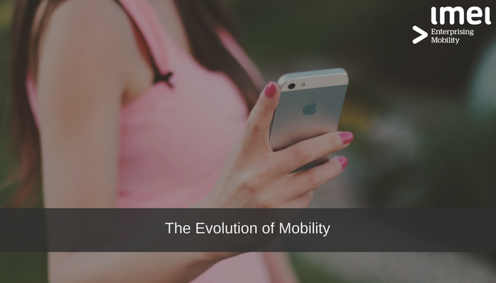 The Evolution of Mobility