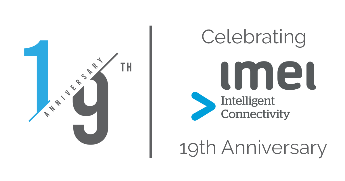 Happy 19th Anniversary imei!