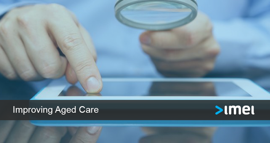 Improving Aged Care with Mobile Devices