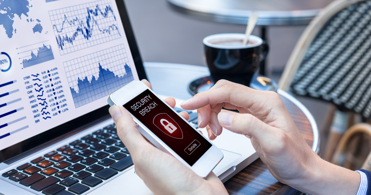 Firms still lacking in mobile data security