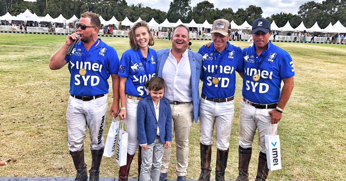 imei SYDNEY team wins Polo in the City Urban Challenge!