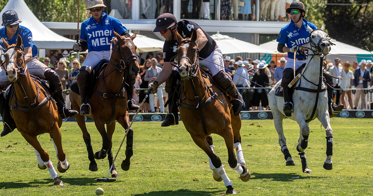 Team imei ends 2019 with a Polo Urban Challenge Series win