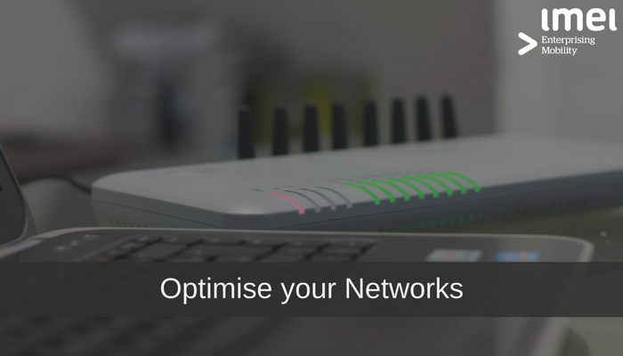 Optimise Your Network with Mobile IT
