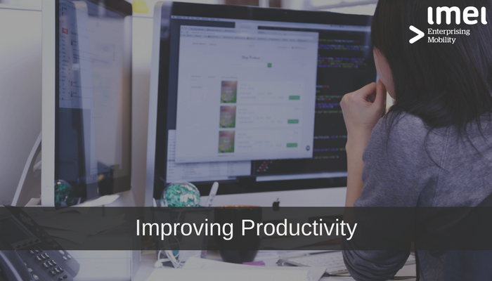 How to Improve Productivity With IT Mobility