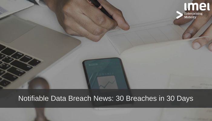 Thirty notifications in thirty days: What every company director needs to know about the new Notifiable Data Breach Scheme