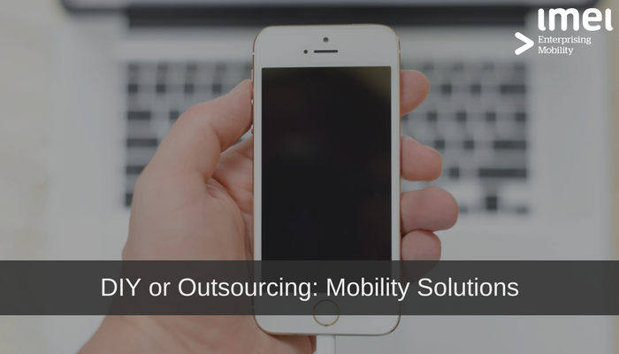 DIY or Outsourcing: Mobility Solutions